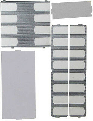 Nortel Networks Phone Desi Plastic Overlay Plates Pack T7316 T7316E Charcoal NEW