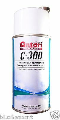 Antari C-300 Cleaning for Pumps and Heaters  fog and snow machine cleaner