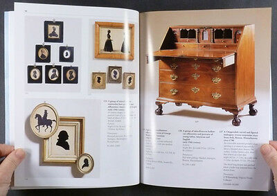 Book: CRAWFORD COLLECTION - ANTIQUE AMERICAN FURNITURE & FOLK ART Sotheby's 2001