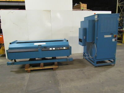 Strayfield Wiles SGS 12 12KW RF Generator Single Pass Web Dryer