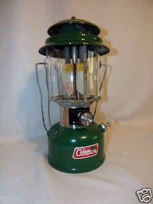 Jan 1978 Coleman 220J Double Mantel Lantern