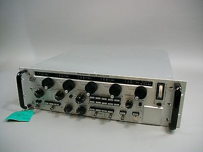 E-H International 574-56 Microwave Swept Oscillator - New
