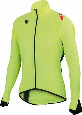 Sportful Hot Pack 5 Giacca, Yellow Fluo