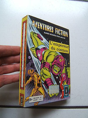 Comics Pocket/aventures  Fiction / Reliure Numeros 3024