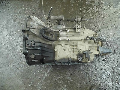 04 S2000 2.3 Iveco Daily GEARBOX 5S270 5 SPEED GEARBOX VGC