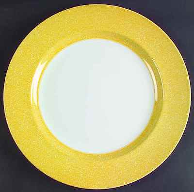 Spode VERMICELLI YELLOW Service Plate (Charger) S1928943G3