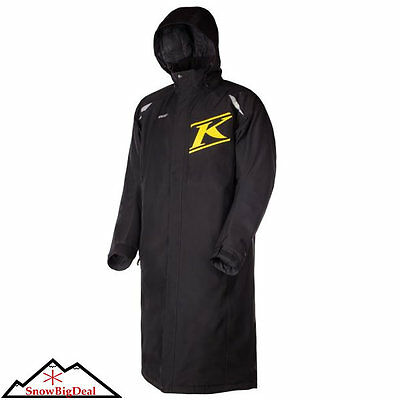 Klim Pit Coat Insulated Gore-Tex Thinsulate Mens Snowmobile Racing Race Jacket