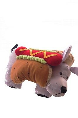 Dog Doggy Pet Food Hot Dog Wiener Halloween Parade  Costume Medium Small NEW