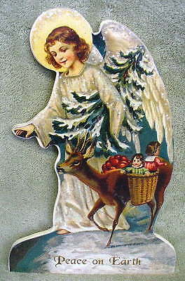 Bethany Lowe Antique inspired Christmas Angel Dummy Board #3 Holiday Home Decor