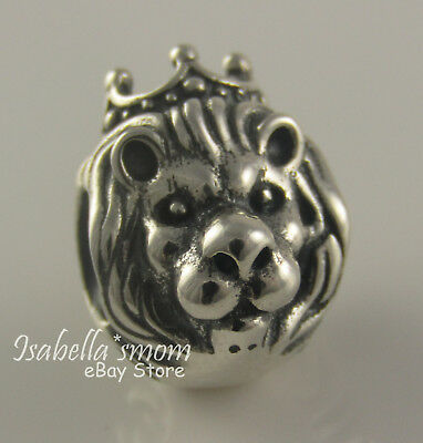 8b4ece0c6 ... new arrivals retired king of the jungle authentic pandora silver lion  charm 791377 new w box