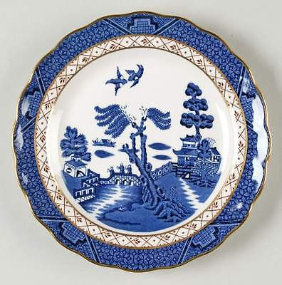 Royal Doulton REAL OLD WILLOW Bread & Butter Plate 561977