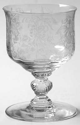 Heisey ORCHID Oyster Fruit Cocktail Glass 1233533