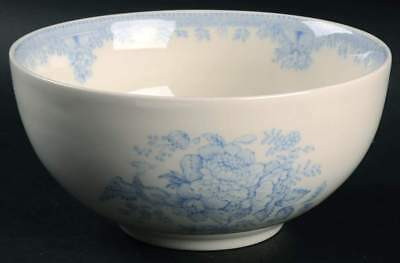 Burgess & Leigh ASIATIC PHEASANTS BLUE Chinese Bowl 2620051