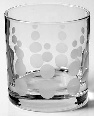 Mikasa CHEERS Bubbles Double Old Fashioned Glass 5461547