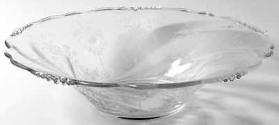 Heisey ORCHID Floral Bowl 4241929
