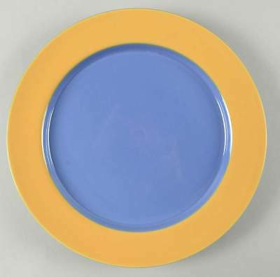 Lindt-Stymeist COLORWAYS Yellow Blue Dinner Plate S6309802G3