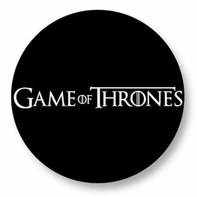 Magnet Aimant Frigo Ø38mm Game Of Thrones Trône de fer