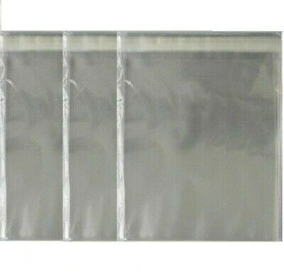 500 Quality A5/C5 Cello Greeting Card Bags Self Seal