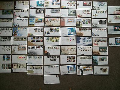 FDC - 2007 First Day Covers + Tallents + Alternative + Special + Cancels + USED