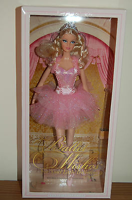 2013 Pink Label BALLET WISHES Barbie - NEW