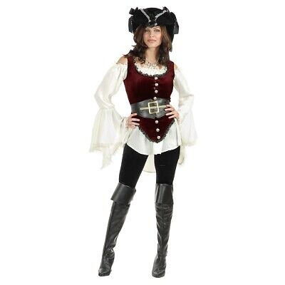 Pirate Costumes for Women Adult Halloween Fancy Dress
