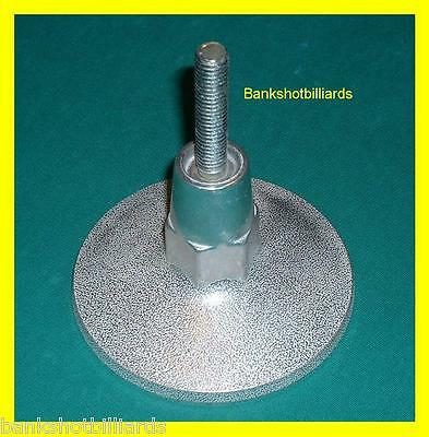 Leg Leveler Set of 4 feet for Valley Dynamo pool table parts