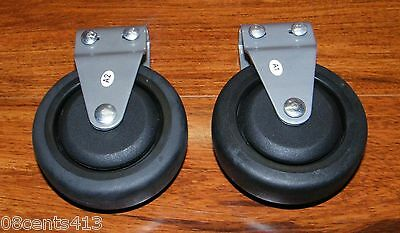 Travel Smart Professional Hand Truck/Stepladder Wheels For Model 31LHT *READ*