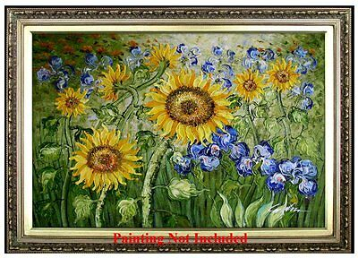 for painting 20x24in Canvas Stretching /& Framing Services Frame Style #6998-WG