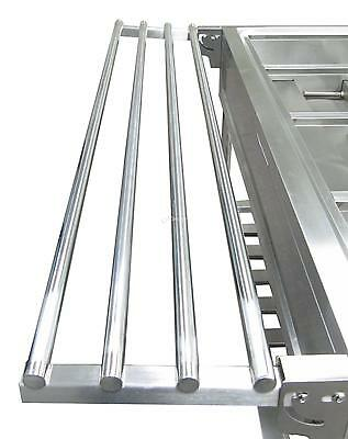 Stainless Steel Tray Holder for EST-240 - EST-240/TH