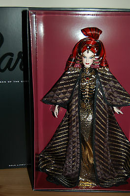 SALE - 2013 Gold Label QUEEN OF THE CONSTELLATIONS Barbie W/Shipper - BRAND NEW