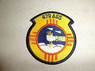 Us Military Patch Usaf 479 Ags