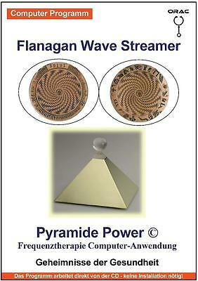 Pyramide Wave Streamer Therapie Genesung Entspannung Wellness PC Software