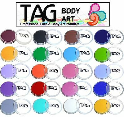32g TAG Professional Face Paint ~ Regular Colours