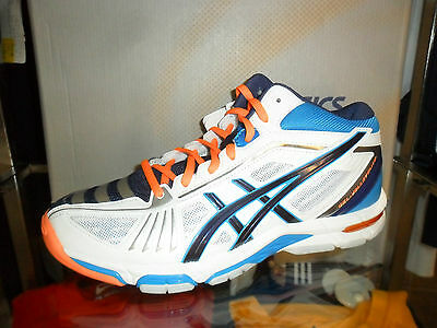 Fw14 Nr 46,5 Asics Scarpe Pallavolo Italia Gel Volley Elite 2 Mt Italy Shoes