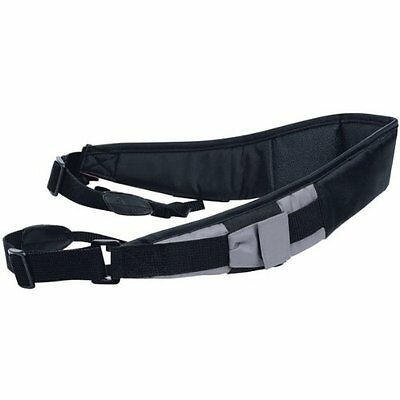 Targus Camera Strap with SD Holder- Black (TG-ST410)