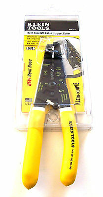 Klein Tools K90-14/2 Romex Nm Cable Wire Stripper Cutter Plier Usa Electrical