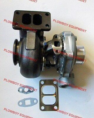 E6NN6K682BA TURBO w Mounting Gaskets for FORD TRACTOR 7710 83959435 466746-0004