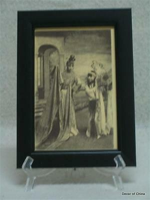 Chinese Framed Media Picture of  Peking Opera LD-02
