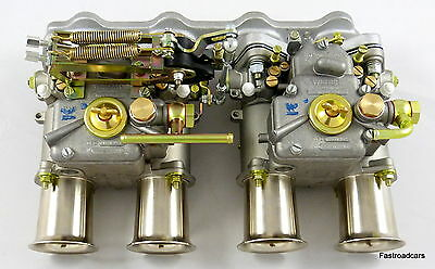 VW GOLF 16v GENUINE WEBER 45 DCOE 152G x2 CARB/CARBURETTOR KIT