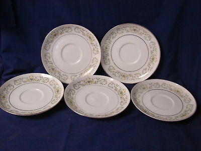 Sterling, China Dinnerware, Called, set 5 saucer(s)