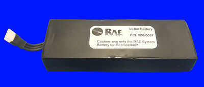 NEW Rae PGM-50 MultiRae Plus Rechargeable Battery 500-0037-100 Gas Detector 4.8V
