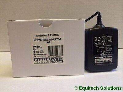 Sealey RS10AUA Universal Mains Charger for Roadstart RS1 RS102 RS103 RS105 New