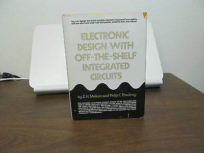Electronic Design With Off-The-Shelf Integrated Circuits,1980, 383 Pages,