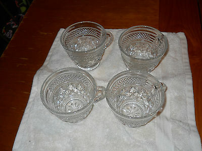 Wexford Punch Cups (4)