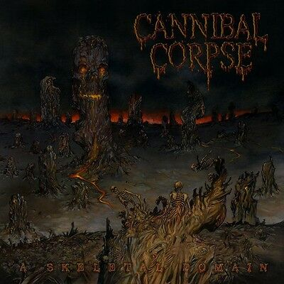 Cannibal Corpse - Skeletal Domain [CD New]