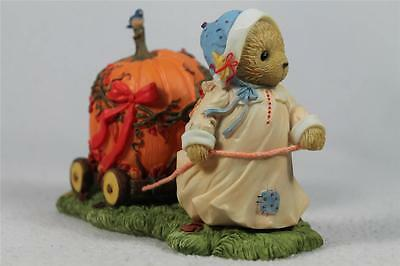Cherished Teddies 'Mildred' Thankful For A Life Of Abundant...  #4023639 NIB