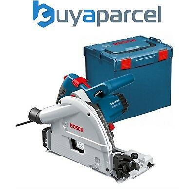 Bosch GKT55GCE 110v 1400w Circular Plunge Saw 165mm in Case GKT 55 GCE