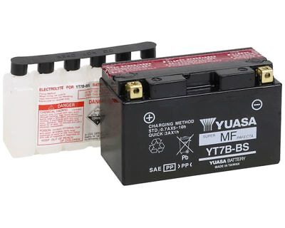 Rotax Max / Iame X30 Yuasa YT7B-BS 12v Gel Battery UK KART STORE