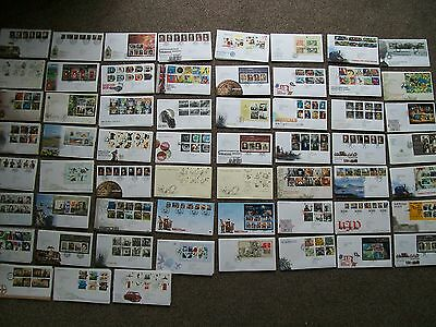 FDCs - GB 2009 2010 & 2011 First Day Covers - FDC Multiple listing - NEW STOCK