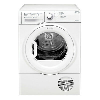 Hotpoint TCFS83BGP Condenser Tumble dryer 8kg load B Energy Rating in White